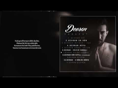 DEVRAN - KALBİN YARAMAZ #Sadakat (solo)