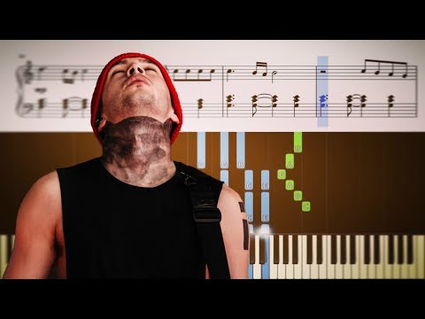 NEON GRAVESTONES by TWENTY ONE PILOTS  Lounge Piano  - Tutorial + SHEETS