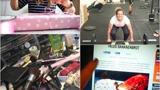 WEEKLY BITS & PIECES #30 I RINGLICHT I BABY GUCKEN I CROSSFIT OPEN I BANANENBROT BACKEN