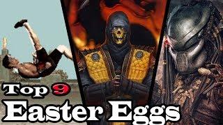 Best Mortal Kombat Secrets & Easter Eggs