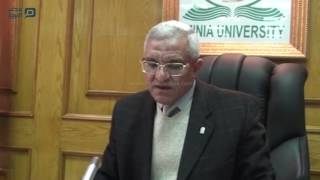 فيديو| رئيس جامعة المنيا: حققنا اكتفاءً ذاتيًا.. وخطة خمسية لتعيين المعيدين