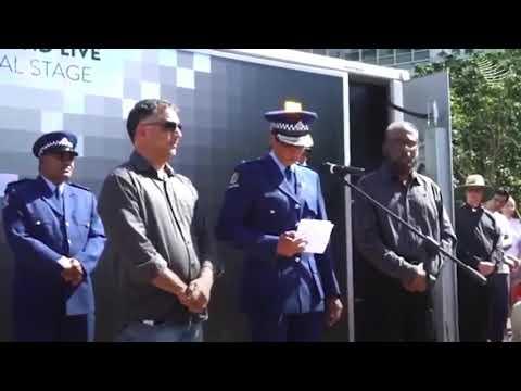 Saudi Arabia: Senior New Zealand Muslim police officer In the hospitality of King Salman in HAJJ