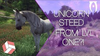Oblivion - Tutorial On How To Get The Unicorn!!