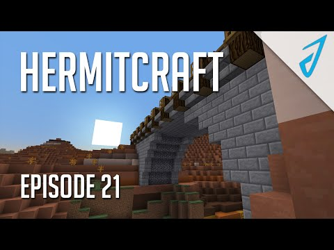 Hermitcraft 4: VILLAGE BUILDING! (Episode 21)