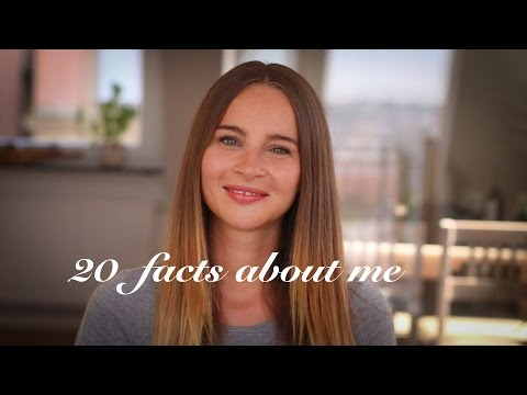 20 facts about me | 20 Fakten über mich TAG
