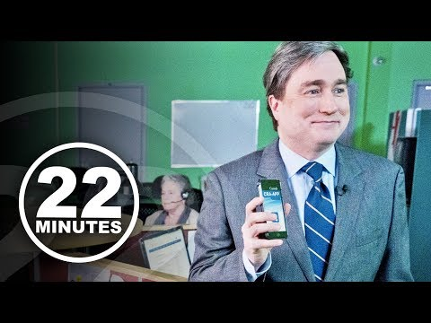 The CRA wants to make it easier for you to deal with their crap | 22 Minutes