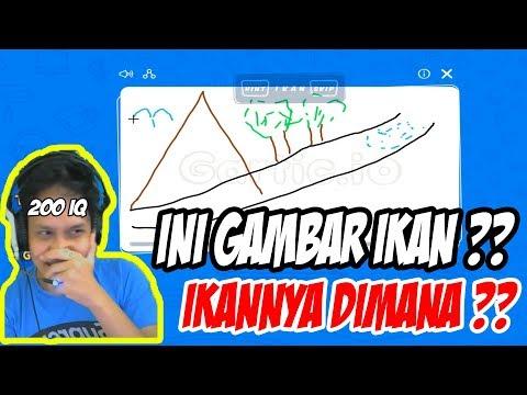 GAMBAR APA INI - GARTIC INDONESIA | PART 1 | GIVEAWAY 1000 DIAMOND MOBILE LEGENDS