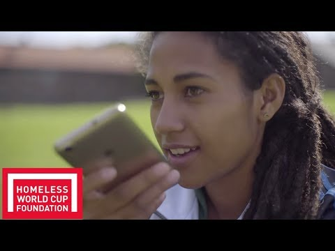 Oslo 2017 Homeless World Cup - Dulce's Story