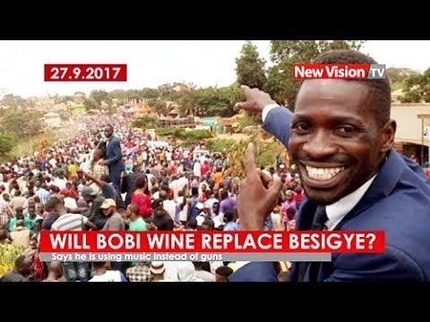 Will Bobi Wine replace Besigye?