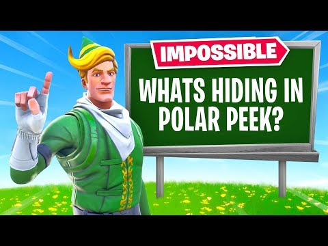 The *IMPOSSIBLE* Fortnite QUIZ!