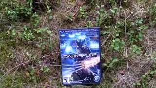 Darkspore Limited Edition Unboxing (PC) ENGLISH