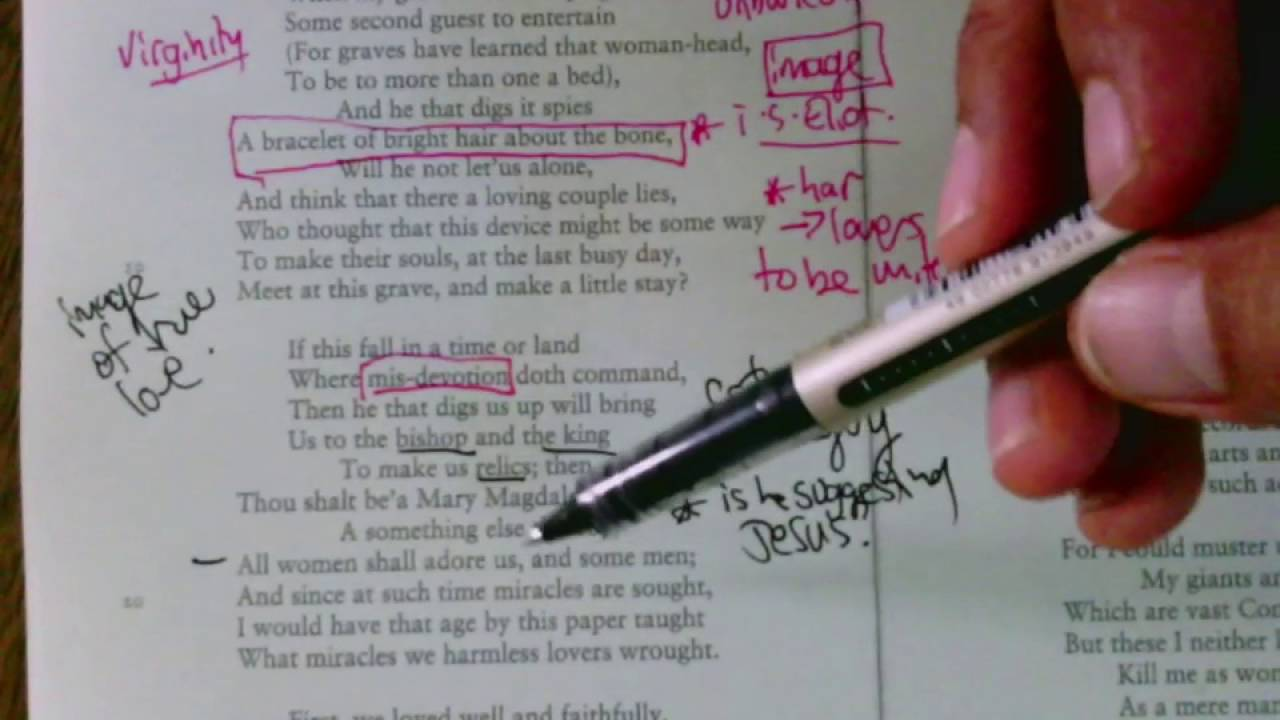 Essay On High School Experience Donne The Relic What Is An Essay Thesis also Research Paper Essay Format Donne The Relic  Youtube Essay Style Paper