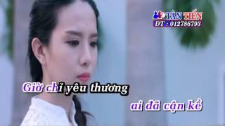 Tan Bao Yêu Thương Cảnh Minh Beat Gốc Bè YouTube