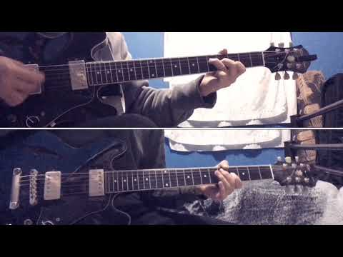 Last Dinosaurs - Zoom (Guitar Cover by Sergio Moreno) [Album Version]