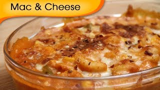 Mac And Cheese With Beans - Easy To Make Mac N Cheese Recipe By Ruchi Bharani