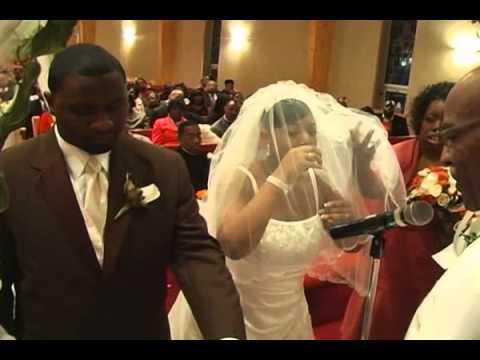 African American Wedding.African American Wedding