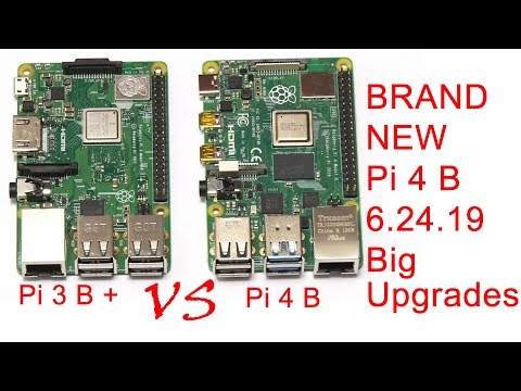 Brand New Raspberry Pi 4 RELEASED - Is It Better?