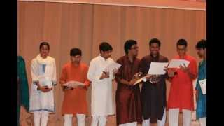 Jugalbandhi of Carnatic and Hindustani music in Raga Yaman/Kalyani