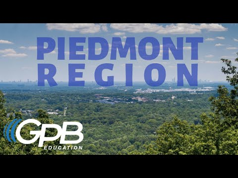 Piedmont Region | Regions Of Georgia
