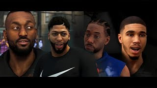 "NBA 2K20 MyCareer : All ""Where Are You Flying Home To?"" Cutscenes"