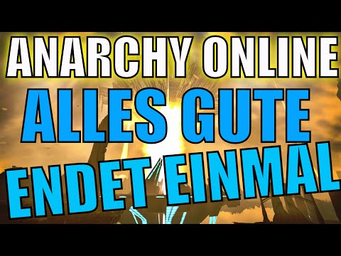 Anarchy Online #33 Das war Anarchy Online [Let´s Play] [Gameplay] [German] [Deutsch]