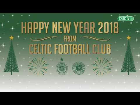 Celtic FC - Happy New Year