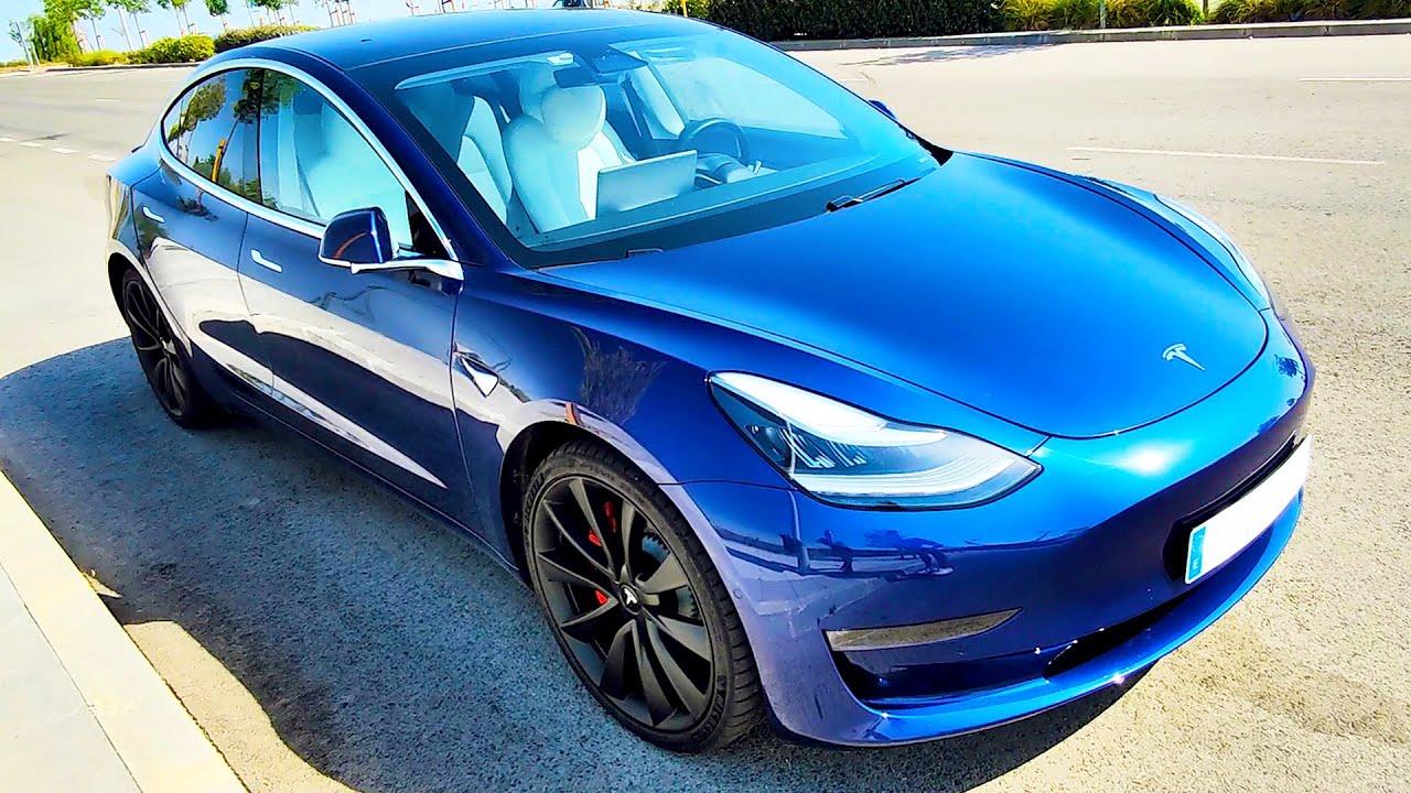 Tesla Model 3 Performance | Por Esto es el Mejor Coche Electrico!