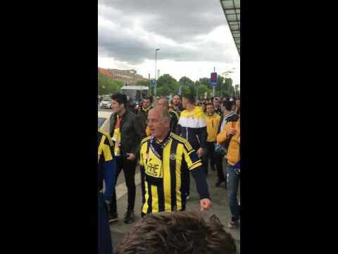 #roadtoberlin final Four Fenerbahçe Selamün Aleyküm Biz GEldik..