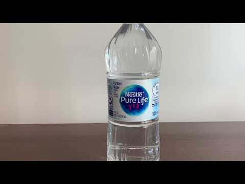 Nestle PureLife #Water Test - PH And TDS
