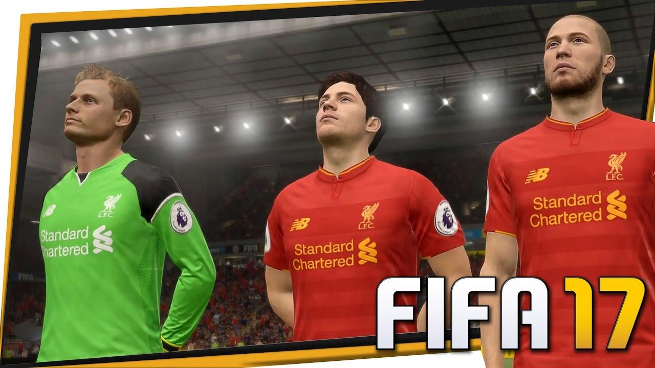 fifa17 ⚽ 013 viertelfinale liverpool ⚽ fußball  youtube