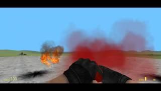 Приколы в Garrys mod-Ядерная война