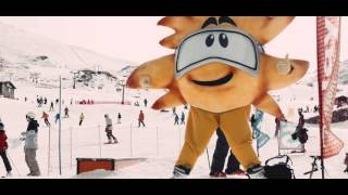 El World Snow Day de los niños