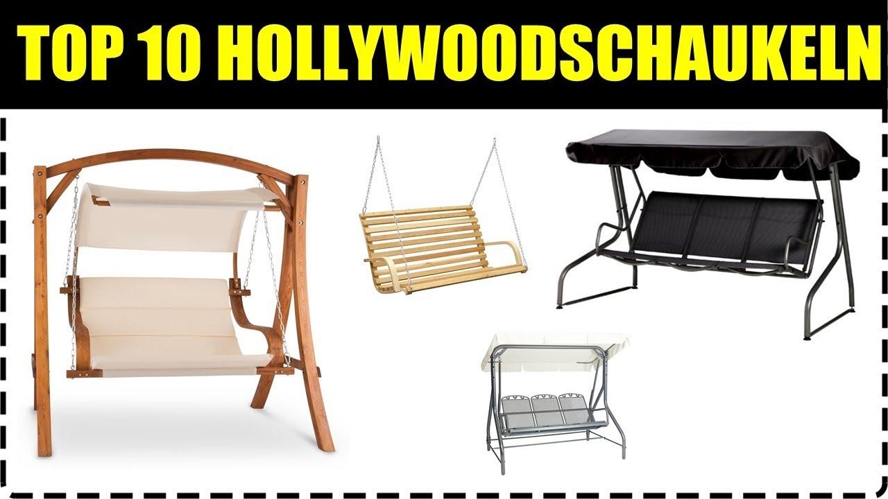 Hollywoodschaukeln  TOP 10 HOLLYWOODSCHAUKELN ☆ Holz Hollywoodschaukeln für den Garten ...