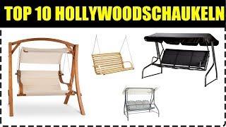 TOP 10 HOLLYWOODSCHAUKELN ★ Holz Hollywoodschaukeln für den Garten ★ Hollywoodschaukel kaufen