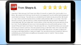 Jared The Galeria of Jewelry Review By Shayra A.
