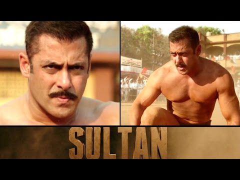 SULTAN TITLE SONG Lyircs Salman Khan | Sukhvinder Singh | Full Video Song