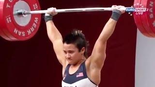 2013 World Weightlifting Championships, Women 63 kg  Тяжелая Атлетика. Чемпионат Мира(, 2016-06-27T09:06:43.000Z)