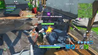 WE WERE PLAYING FORTNITE!!! THE NEW SEASON IS BRILLIANT!!! With subscribers!! Promotion-GMR T1dy Wolf!!!