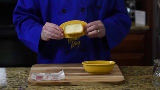 Butter Bay butter keeper video.