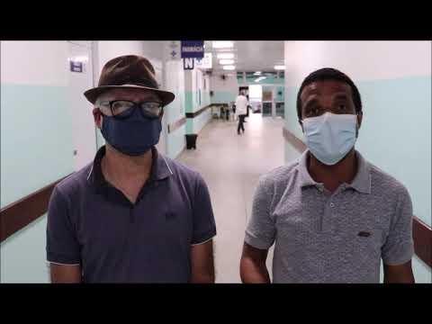 Após protesto contra perseguição a Servidores,Vereadores procuram trabalhadores do PAM para reunião