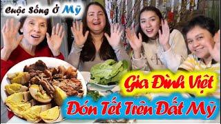 ❀//Vlog 75// Thịt Kho Trứng Cuốn Rau Sống Món Ăn Truyền Thống Việt Nam Ngày Tết Và Cái Kết