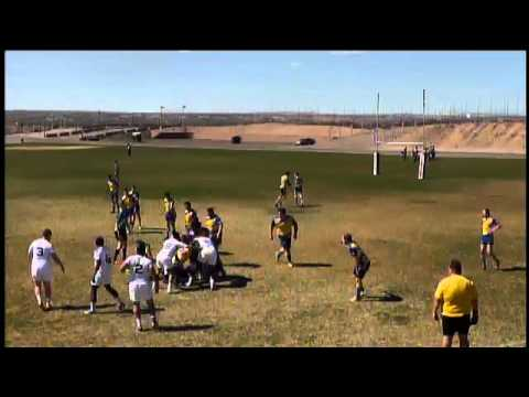 RSUSA: Angelo State University vs. New Mexico Highlands University