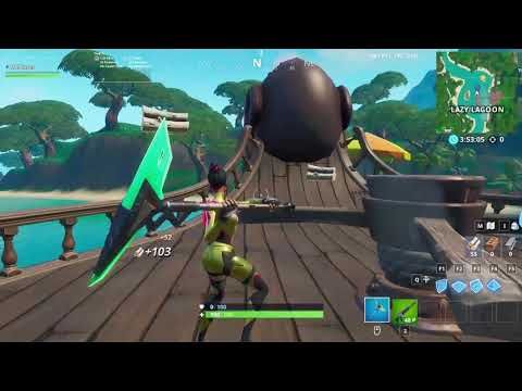 Fortnite Season 9 Challenges: Collect Wood At Pirate Ship Or Viking Ship