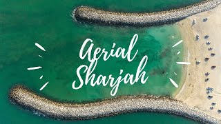 Aerial Sharjah II Quick flight on my Mavic 2 Pro