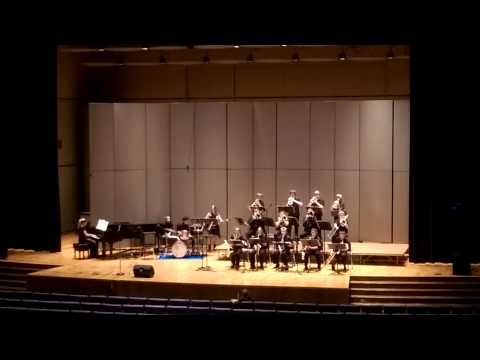 Blues to Begin With - Iola Middle School Big Band