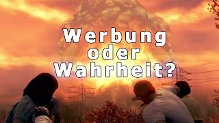 Werbung oder Wahrheit: Fallout 4 - Bethesdas Werbeversprechen auf dem Prüfstand