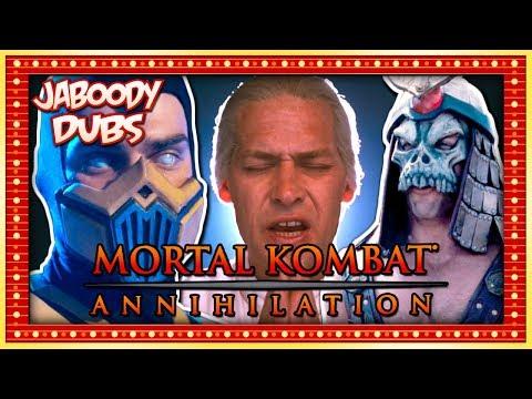 Mortal Kombat: Annihilation Commentary Highlights - Jaboody Dubs