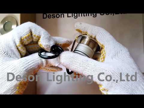 LED Underwater Lamp Swimming Pool Light IP68 3W Outdoor Garden Decoration Landscape Lighting