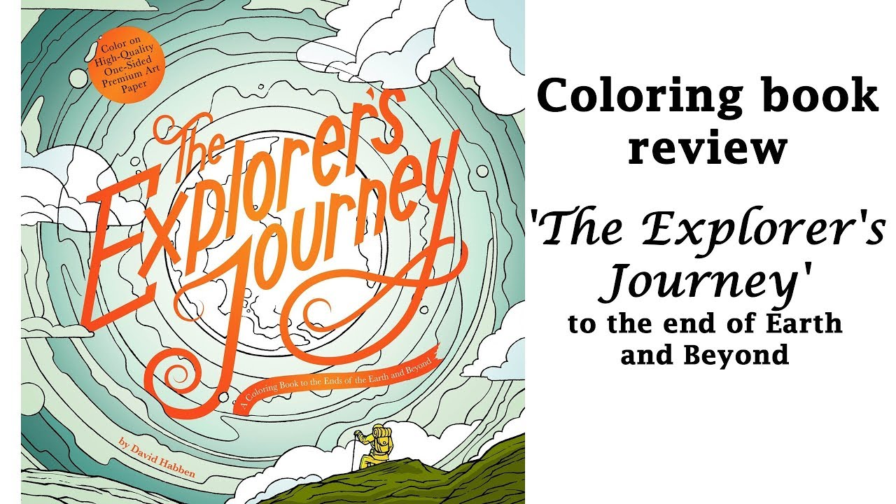 Coloring book review \