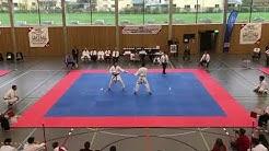 Schweizermeisterschaft in Karate in Gebenstorf